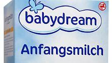 Verdacht auf Salmonellen: Rossmann ruft Babynahrung zurück