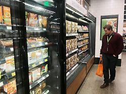 Eine App macht's möglich: Amazon eröffnet Supermarkt ohne Kassen