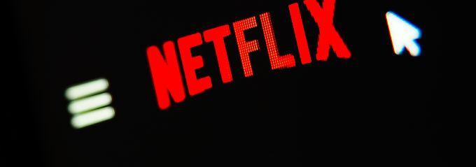 Enttäuschte Erwartungen: Netflix-Aktie schmiert ab