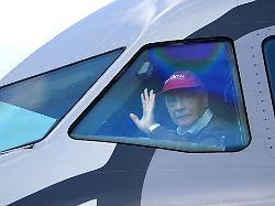 Überraschender Zuschlag: Airline Niki geht an Gründer Niki Lauda
