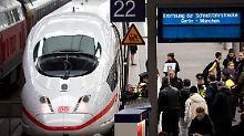 Schnellstrecke Berlin - München: Bahn plant mehr ICE-Sprinter