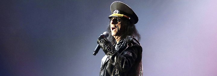 "Sanfter Rebell mit Gruselfaktor: Alice Cooper - der ""Godfather of Shock Rock"""