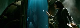 """Mit """"Shape of Water"""" von Guillermo del Toro geht ein Märchen als Favorit in das Oscarrennen."""