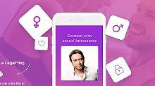 Vertrag für One-Night-Stand: Diese App legt einvernehmlichen Sex fest