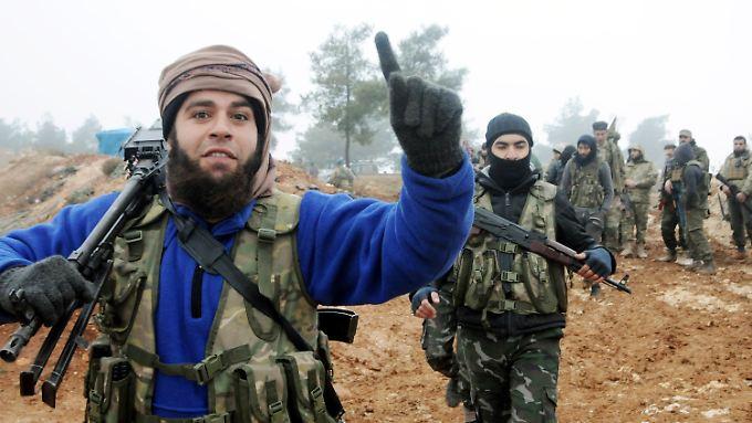 Viele Interessen, ein Verlierer: Die komplizierte Gemengenlage in Nordsyrien