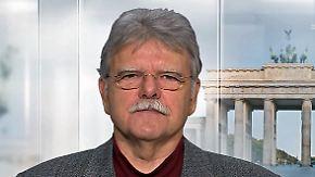 """Politologe über Koalitionsverhandlungen: Niedermayer: """"CSU wird eine harte Linie fahren"""""""
