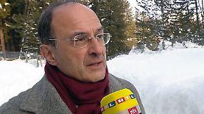 """Rede der Bundeskanzlerin in Davos: Dennis Snower: """"Merkel zeigte, dass sie den großen Weltblick hat"""""""