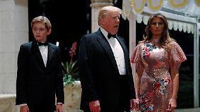 Ehekrise oder nur ein Gerücht?: Melania Trump soll genug von ihrem Angetrauten haben