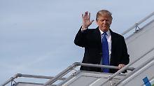 Donald Trump wird seinen Handelskrieg wohl bald ausweiten. Europa wird als nächstes ins Visier geraten.