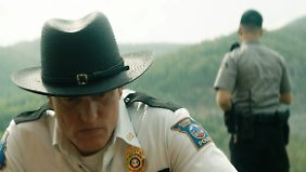 Auf Spurensuche: Polizeichef Willoughby.