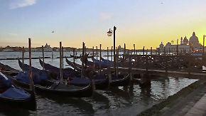 Empfindliches Ökosystem: Roboter scannen verschmutzte Lagune von Venedig