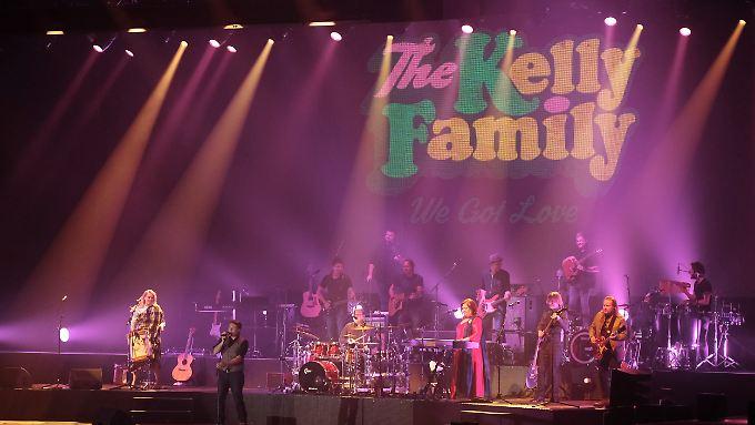 Nicht nur die Kellys sind älter geworden, auch ihre Fans.