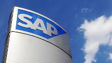 Rund 49 Milliarden Euro: SAP ist wertvollste deutsche Marke