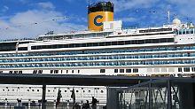 Welche Schiffe sind geeignet?: Mit Behinderung auf Kreuzfahrt