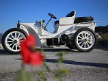 Der Mercedes-Simplex aus dem Jahr 1903 mit 40 PS.