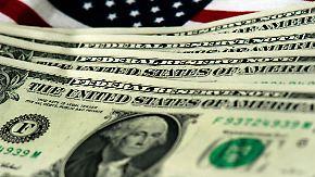 Trump und Mnuchin uneins: Ist ein schwacher oder ein starker Dollar gut für die USA?