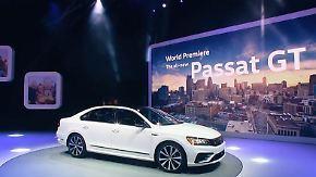 VW auf der Erfolgsspur, Audi sportlich: Das sind die Hingucker der Detroit Auto Show