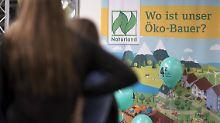 Glyphosat und Grüne Woche: Das Geschäft boomt