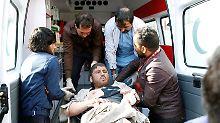 Mindestens 95 Menschen sterben: Schwerer Taliban-Anschlag erschüttert Kabul