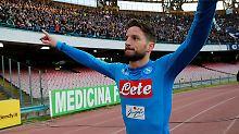 Der Sport-Tag: SSC Neapel behauptet sich an Spitze der Serie A