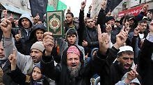 Gestoppte US-Hilfszahlungen: Palästinenserhilfswerk warnt vor Chaos