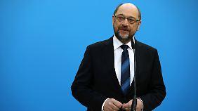 Wer ist der beste Problemlöser?: Schulz verliert in der Gunst der Wähler