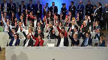 GroKo-Entscheid: SPD bestimmt 6. Februar als Stichtag