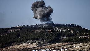 20 Kilometer vom Krieg entfernt: Stacheldraht schützt Türken nicht vor Raketen