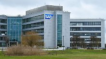 SAP-Zentrale in Walldorf.