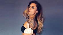 Justin Bieber, Helene & Flori: Viele neue Tattoos für Sophia Thomalla