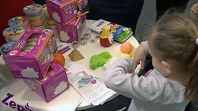 Alternativen zu Tablets und Co.: Spielemesse in Nürnberg präsentiert analogen Spaß für Kinder