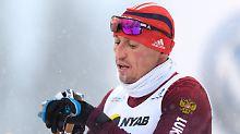 Sperre aufgehoben: Ski-Langläufer Alexander Legkow, der 2014 in Sotschi die Goldmedaille gewann.
