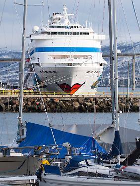 """Die """"Aida Cara"""" fährt 2018 ab Bremerhaven."""