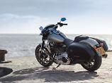 Die Sport Glide ist nummer Neun in der neuen Softtail-Baureihe von Harley.