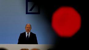Hohe Boni für Manager fließen dennoch: US-Steuerreform kostet Deutsche Bank fast eine Milliarde Euro