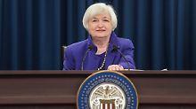 Wechsel an der Spitze der Fed: Janet Yellen hat einen neuen Job