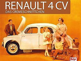 Das Buch zum Renault 4CV ist im Motorbuch-Verlag erschienen.