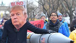Kleinere und flexiblere Atomwaffen: Neue US-Nuklearstrategie zielt auf Russland und Nordkorea
