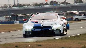 Feuertaufe für BMW M8 GTE: 24-Stunden-Rennen von Daytona lockt viel PS-Prominenz