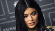 So stressfrei wie möglich: Kylie Jenner bringt heimlich Kind zur Welt