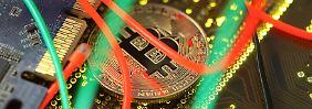 Bitte anschnallen: Für Bitcoin geht es abwärts