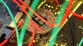 Kryptowährung als Klimakiller: Bitcoin frisst enorme Mengen an Strom
