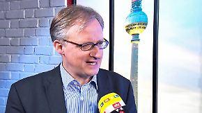 """Albrecht von Lucke im Interview: """"Die Union will der SPD die große Trophäe nicht lassen"""""""