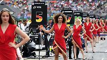 F1 verbannt Grid Girls, Misswahl Bikinis: Viele Deutsche halten Sexismusdebatte für übertrieben