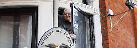 Wikileaks-Gründer sitzt fest: Gericht bestätigt Haftbefehl gegen Assange