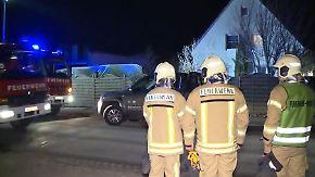 Zwei Tage nach Tragödie in Esslingen: Vater rettet Familie vor Kohlenmonoxid-Vergiftung