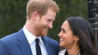 Promi-News des Tages: Liebesgeschichte von Prinz Harry und Meghan Markle wird verfilmt