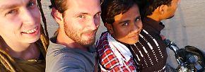 Kamele, Shishas, Fastenbrechen: Unterwegs zwischen Indien und Deutschland