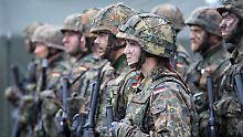 Nato-Ziel erfüllen oder nicht?: Gabriel nervt Union mit Militärausgaben