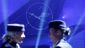 Kranich in neuen Farben: Lufthansa ändert ihr Logo